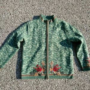 Jackets & Blazers - Vintage women's pendelton print jacket